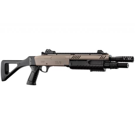 Fabarm STF12-11 airsoft shotgun Compact Tan