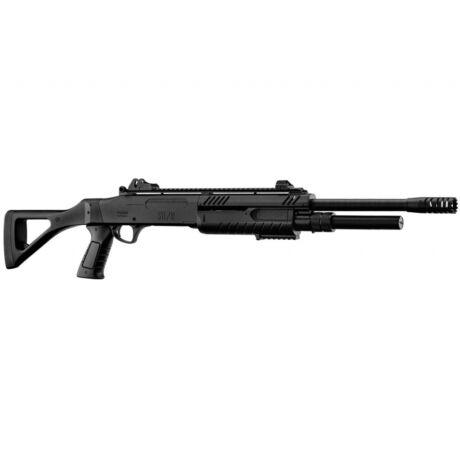 FABARM STF12-18 Shotgun Fekete
