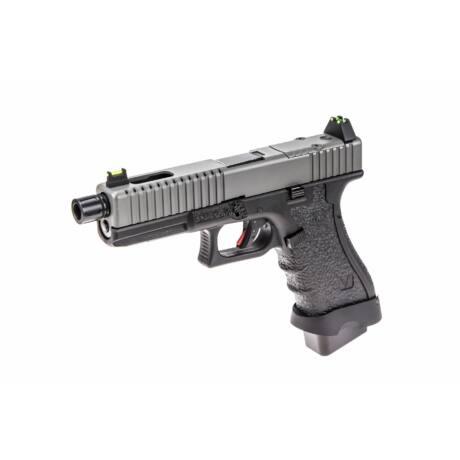 Vorsk Glock 17 Fekete/Szürke Rail